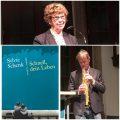 Sylvie Schenk, Lesung, Schnell, dein Leben