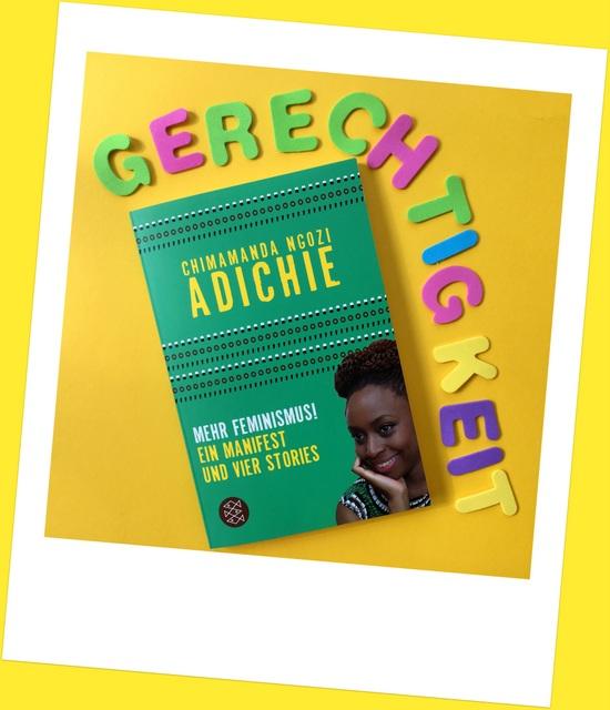 Mehr Feminismus von Chimananda Ngozi Adichie
