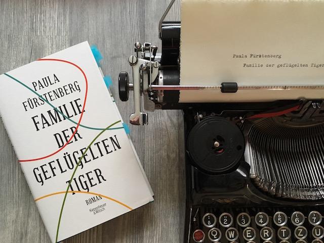 Paula Fürstenberg: Die Familie der geflügelten Tiger