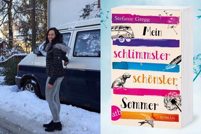 Stefanie Gregg: Mein schlimmster, schönster Sommer