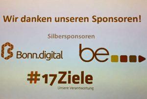 Literatur-Barcamp-NRW in Bonn, Sponsoren