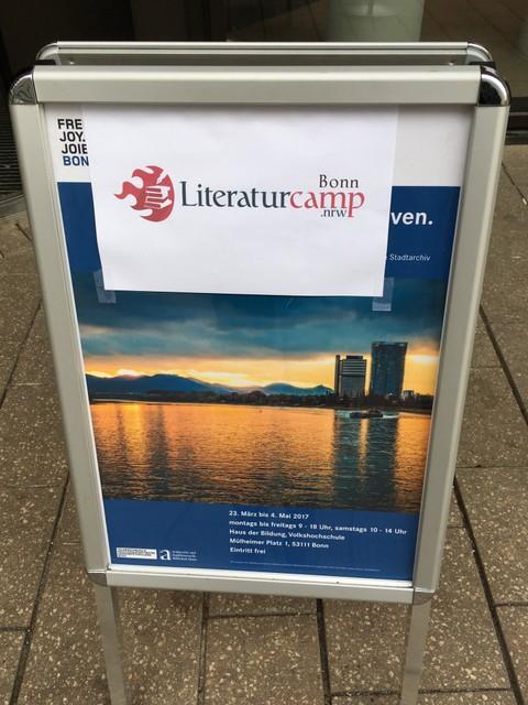 Literatur-Barcamp-NRW in Bonn