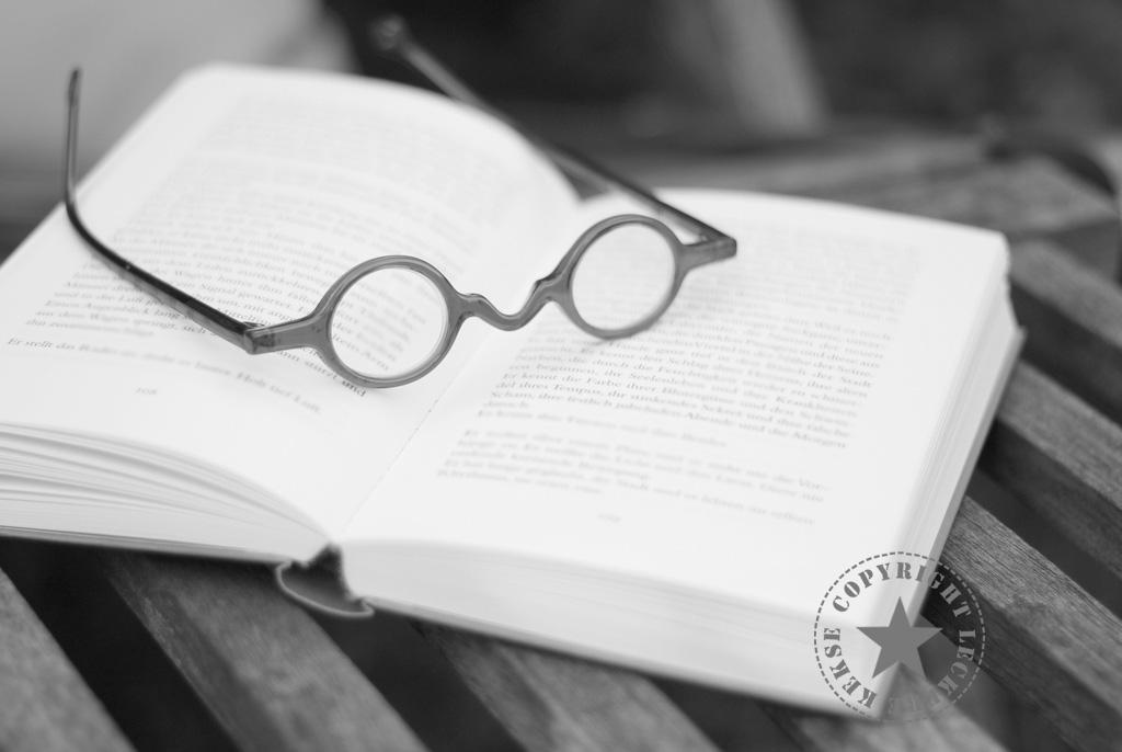 Buch-Brille