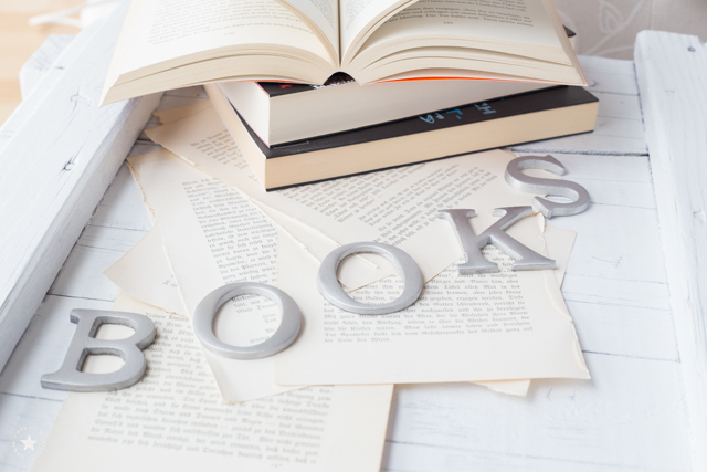 Bücher, Books