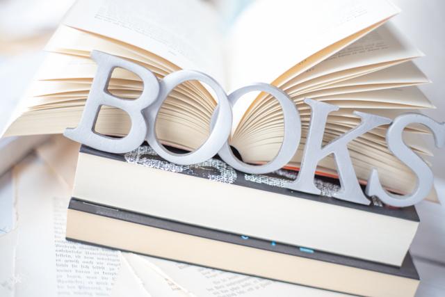 Bücher über Bücher