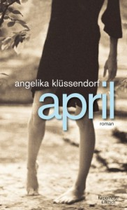 Angelika Kluessendorf: April, Cover