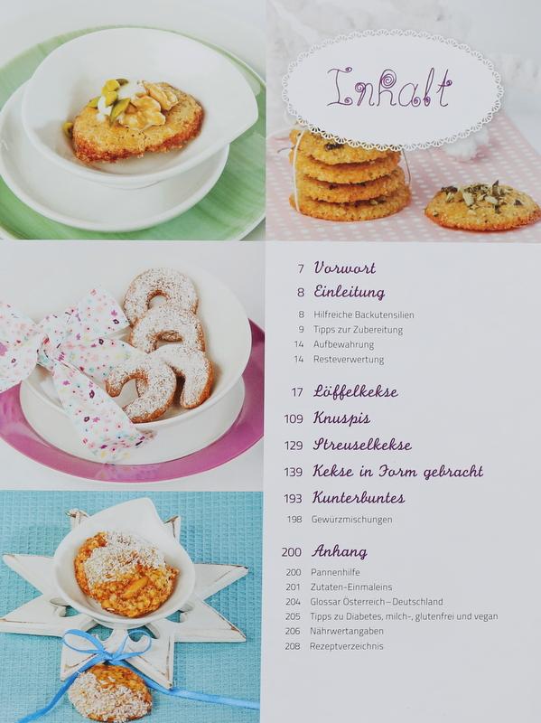 Buch: Schnelle Kekse