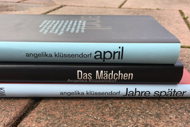 Angelika Kluessendorf: April, Rezension