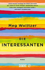Die Interessanten Meg Wolitzer