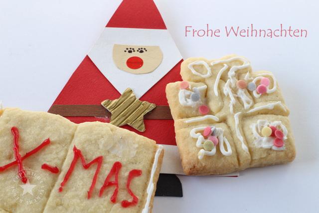 Kekse ausstechkeks buch geschenk weihnachten