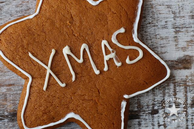 Lebkuchenstern Stern xmas weihnachten