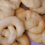 zitronenbrezel kekse