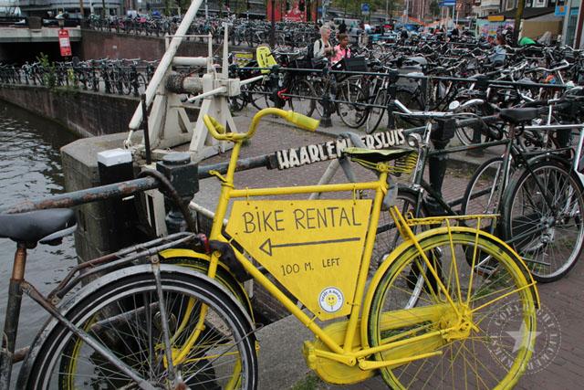 Tipp: Fahrradfahren in Amsterdam