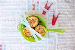 Thunfisch-tartes