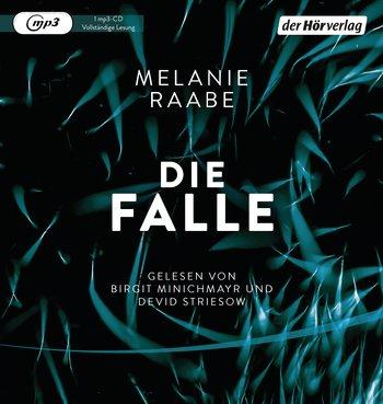 die-Falle Melanie Raabe leckerekekse-blog hörbuch