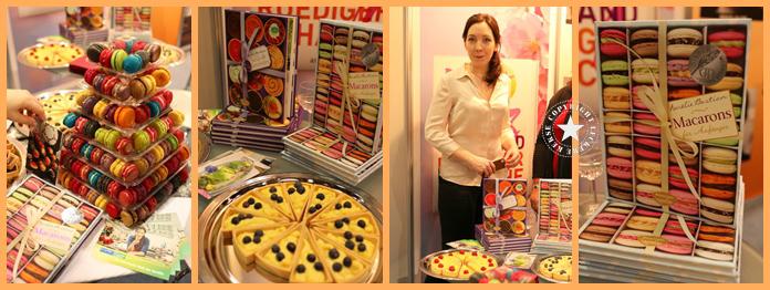 Macarons bunt Aurelie
