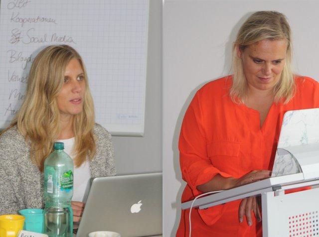 Carla, Ricarda,blogst
