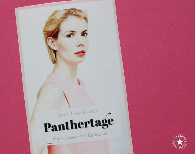 Sarah Elise Bischof: Panthertage