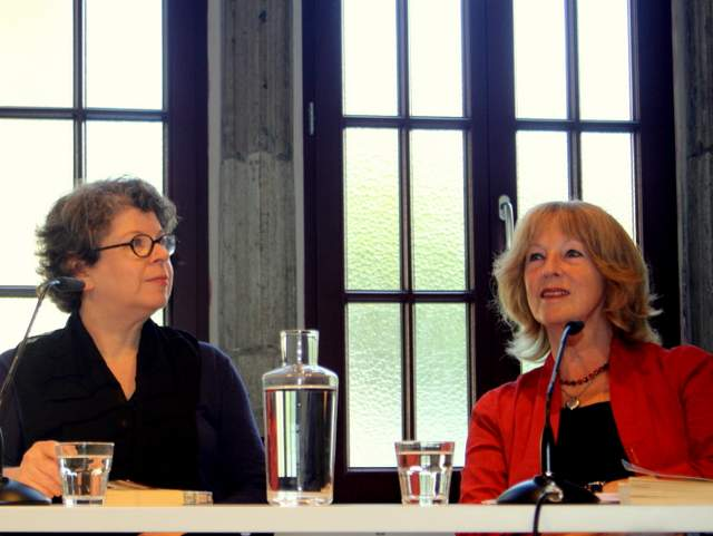 Meg Wolitzer, lesung, Angela Spizig, Literaturhaus