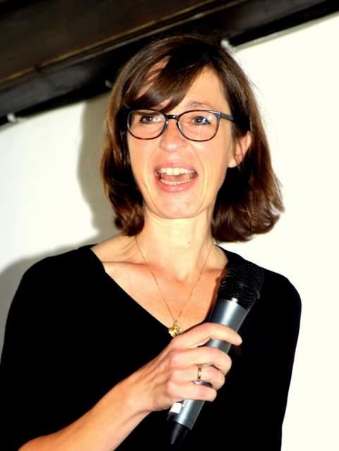 Bettina Fischer,Meg Wolitzer, Literaturhaus, Lesung
