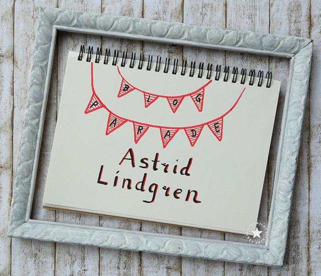 Astrid Lindgren - Blogparade