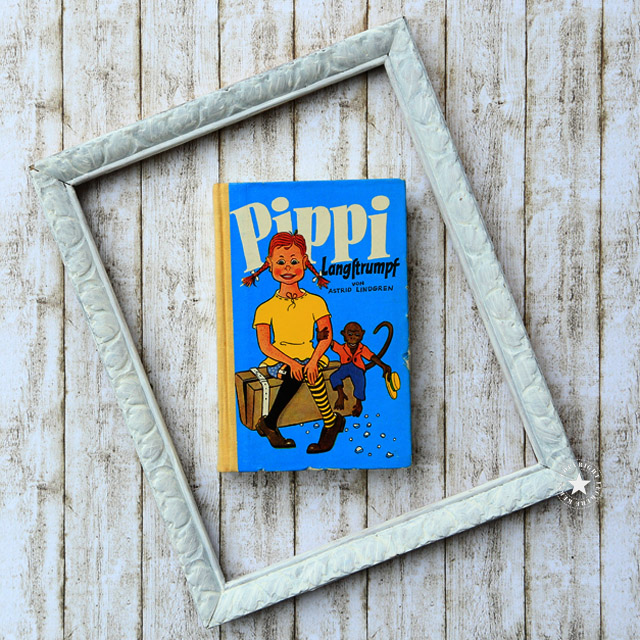Pippi Langstrumpf - Astrid Lindgren - Blogparade