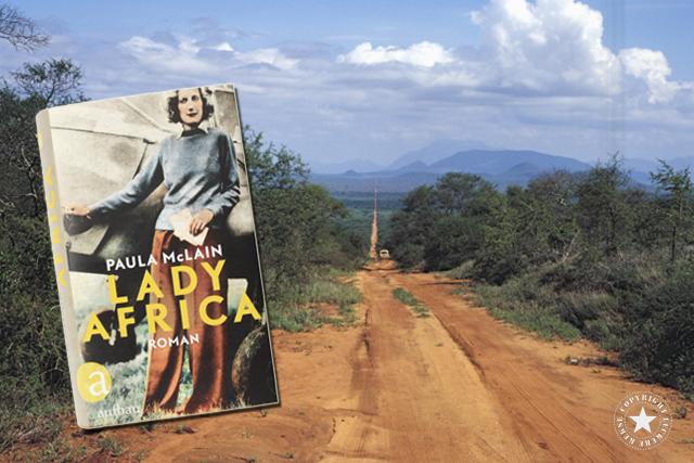Paula McLain - Lady Africa