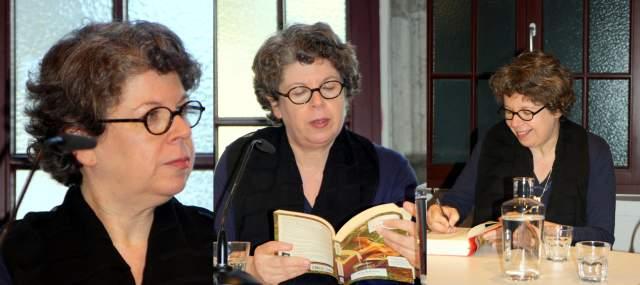 Meg Wolitzer, Lesung, Literaturhaus