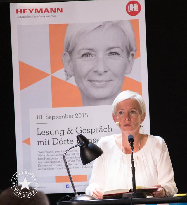 Lesung Dörte Hansen