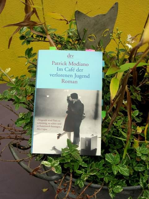 Patrick Modiano Cafe der verlorenen Jugend