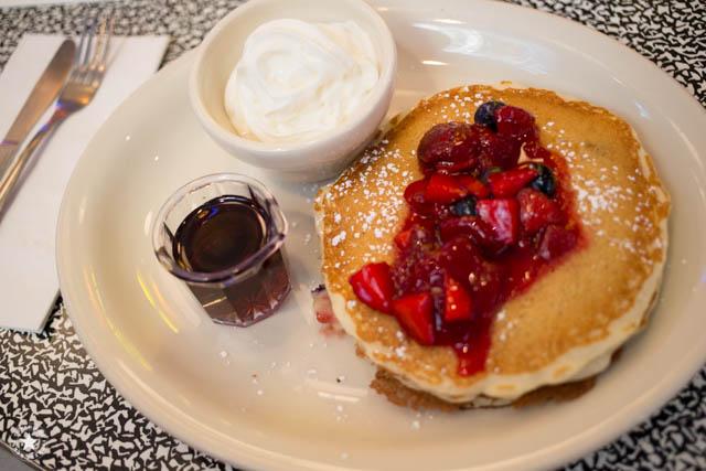 Amerikanisches Frühstück - New York