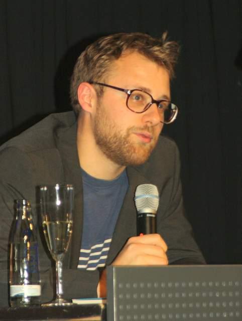 Lesung Lars Ruppel Siegburger Literaturwochen Holger die Waldfee