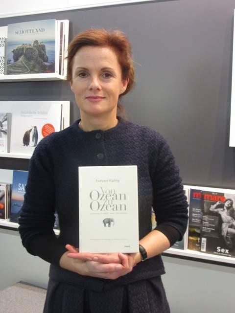 Katja Scholtz Programmchef mareverlag