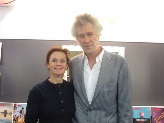 Nikolaus Gelpke katja Scholtz mareverlag
