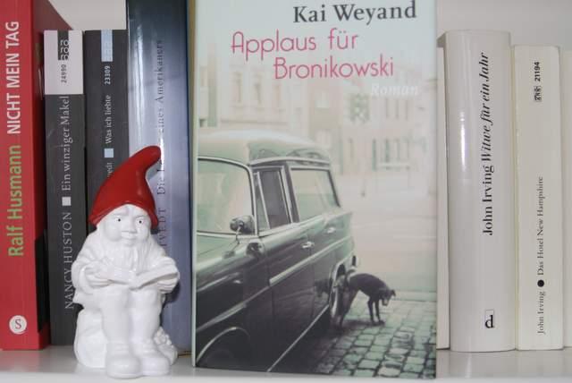 Applaus für Bronokowski Kai Weyand