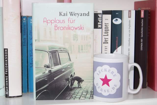 Applaus für Bronikowski Kai Weyand