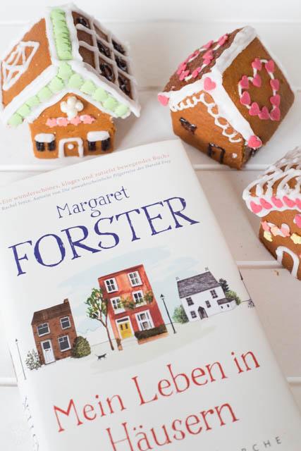 Margaret Forster - Mein Leben in Häusern