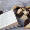 Kekse mit Marzipan