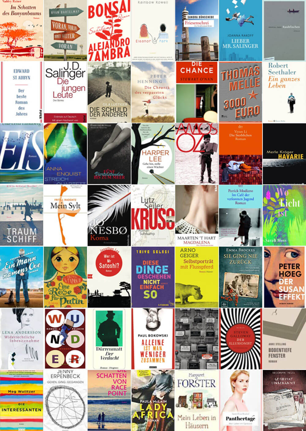Buchcover 2015 Leckerekekse-Blog