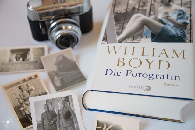 William Boyd, Die Fotografin