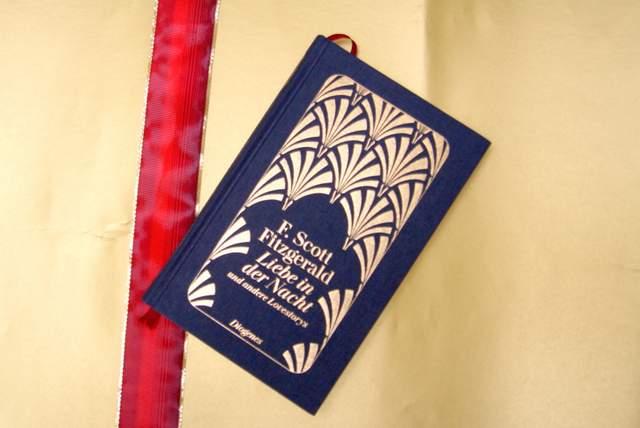 Liebe in der Nacht F.Scott Fitzgerald Diogenes Verlag