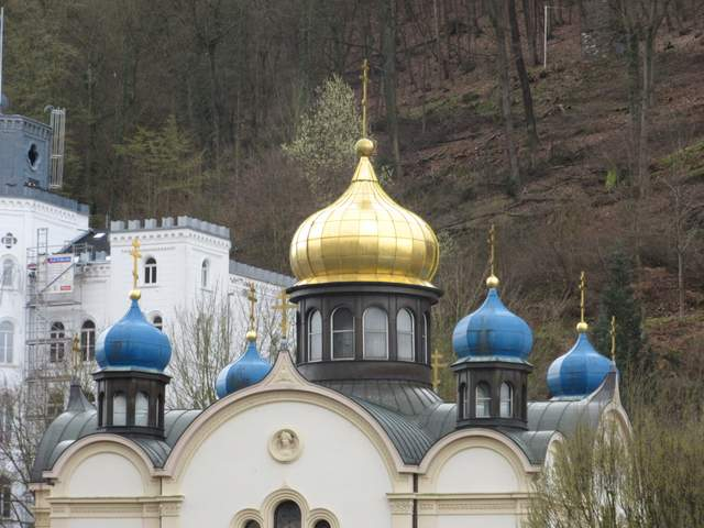 russische orthodoxe Kirche in Bad Ems