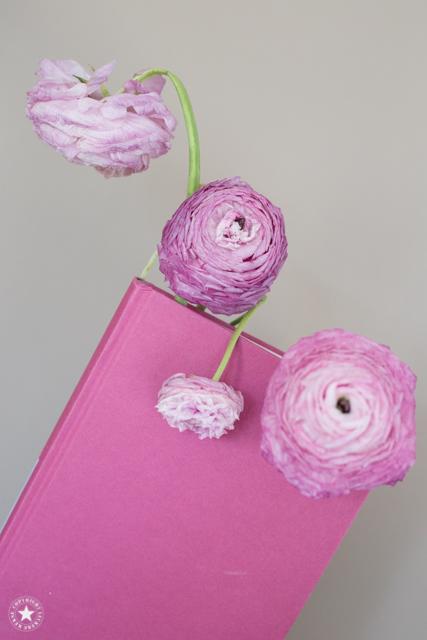 Buch-Blumen