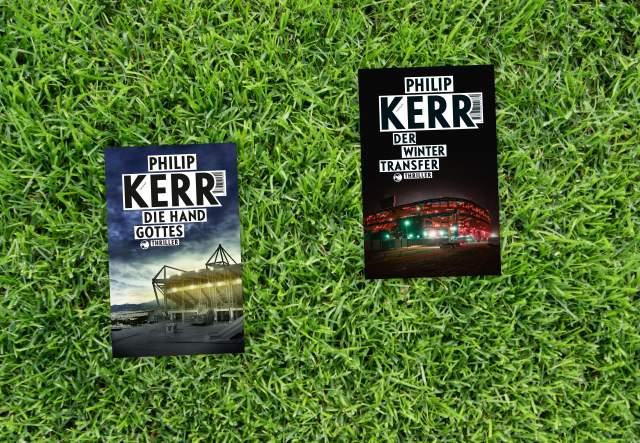 Philip Kerr Hand Gottes Wintertransfer Fussballbücher
