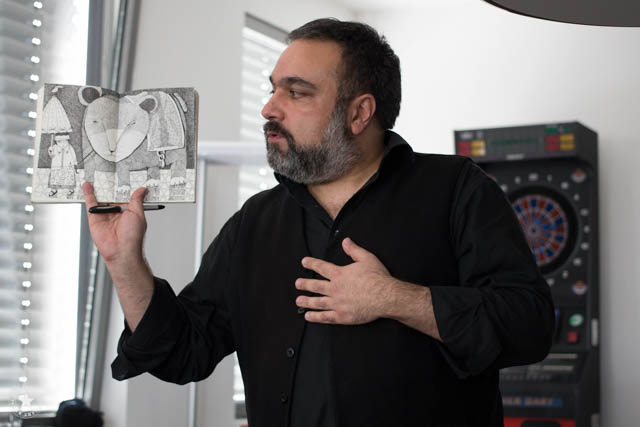 Mehrdad Zaeri