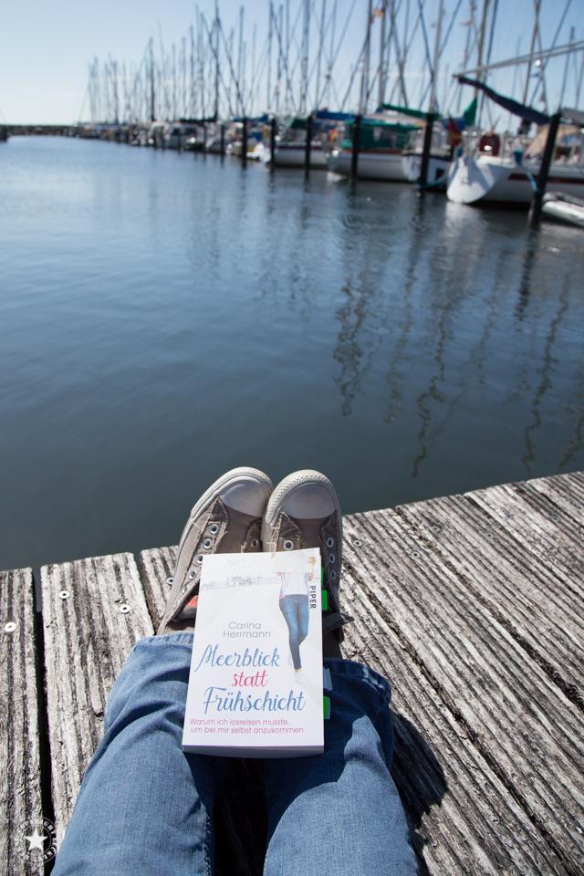 lesen am Meer