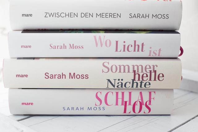 Bücher von Sarah Moss