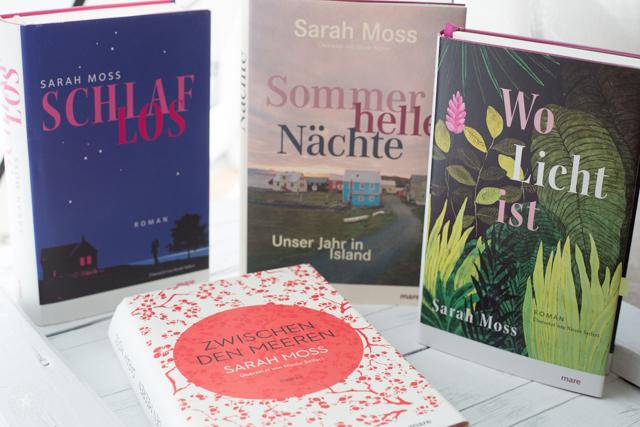 Alle Bücher von Sarah Moss