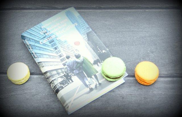 Die Ballade vom Wunderkind Carson McCullers von Barbara Landes aus dem Verlag Ebersbach & Simon