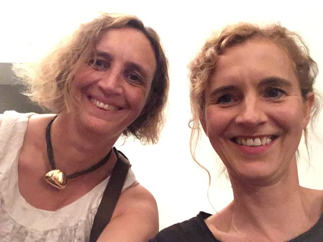 Silvia und Delphine de Vegan